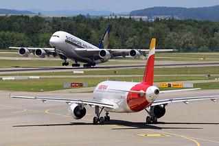 Iberia Airbus A319-111 EC-JDL