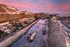 Mupe Ledges (Jake Pike) Tags: mupe bay dorset geology ledges ledge sunset dusk pink pinks low tide jake pike photography landscape seascape reflections rock pool perspective cliffs