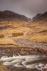 River Coe and Bidean nam Bian (Chris_Hoskins) Tags: rivercoe scottishlandscape wwwexpressionsofscotlandcom scottishlandscapephotography landscape waterfall scotland glencoe