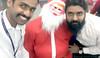 VINEESH V NAIR (VINEESH V NAIR) Tags: we wish you merry christmas vineesh v official beasanta2017 iamsanta merryxmas xmasfriend xmasgift technopark