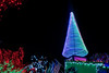 merry christmas and happy holiday's to everyone! (pbo31) Tags: livermore boury pbo31 bayarea eastbay alamedacounty nikon d810 color night california holidays season christmas dark lightstream motion motionblur lights deacondaves house christmastree spin spinning roof yard blue black