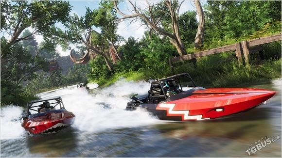 育碧開啟《飆酷車神2》測試預約註冊即可參加