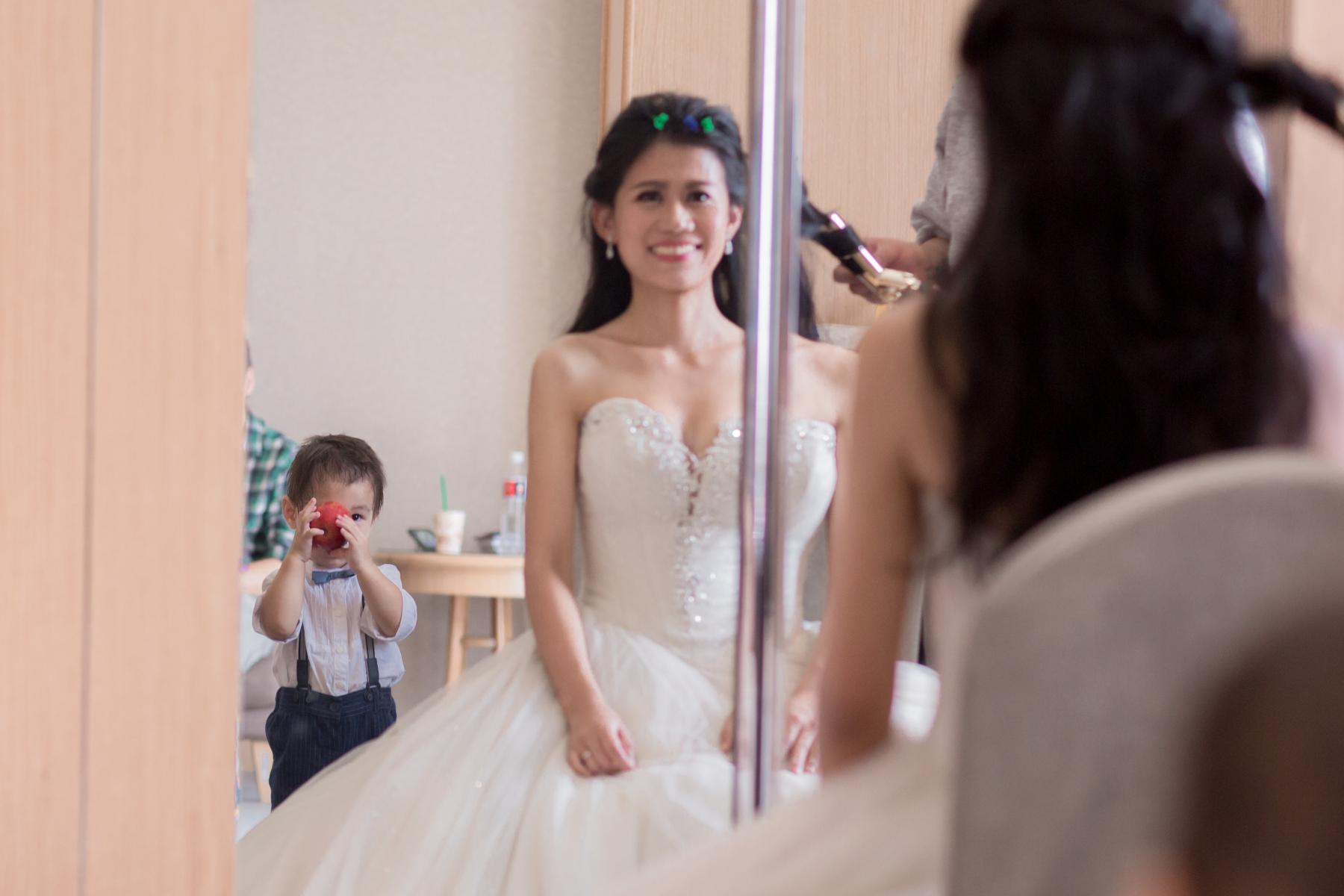 新莊頤品 婚攝 婚禮紀錄206