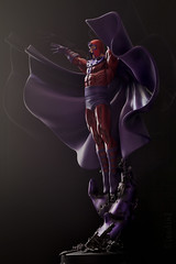 Magneto | Statue | Bowen Designs (leadin2) Tags: statue marvel bowendesigns bowen designs comics canon 2017 magneto xmen brotherhood mutants erik lehnsherr