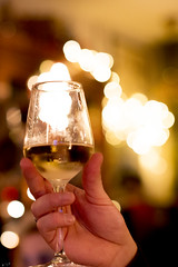 Cheers ! Bokeh And Bubbles (happad fotografie) Tags: cheers holiday drink xmas christmas season greetings wine bokeh smooth nikkor nikon d610 50mm glass hand warm wijn glas kerstmis kerst dof