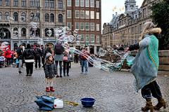 Christmas Day 2017 (Mr.White@66) Tags: christmas amsterdam thenetherlands fujifilm fujifilmx100f bubbles redshoes