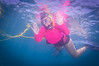 The Pink Shark (RoamingTogether) Tags: debbie diving florida floridakeys johnpennekamp keylargo molassesreef pennekampstatepark scuba scubadiving watersports