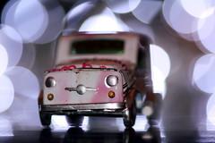 Running towards 2018 (LaDani74) Tags: car modeling stilllife aluminum closeup macro bokeh handmade canoneos760d lights