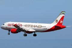 D-ABDU_02 (GH@BHD) Tags: dabdu airbus a320 a320200 ab ber airberlin etihadairways logojet specialcolours ace gcrr arrecifeairport arrecife lanzarote airliner aircraft aviation