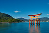 厳島神社大鳥居 (mk_is_here) Tags: japan hiroshima 日本 廣島 宮島 厳島 miyajima itsukushima nikon d800