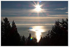 Sunny Skies (Free 2 Be) Tags: cypress vancouver sunny newyearseve