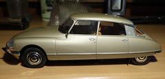 Citroën DS Pallas (Jack 1954) Tags: citroën miniature collection old car ancêtre