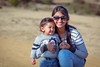 Aaru and Priyanka (gdgupta11@ymail.com) Tags: portrait vacation couple kid children cute pretty bond family togetherness happyfamily lovely smile smiling ourlife gift greatestgift fun india indiaphotography nikon nikond5200 nikonofficial 85mm18g