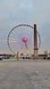 31-Paris décembre 2017 - Place de la Concorde par un jour pluvieux (paspog) Tags: paris france décembre 2017 champselysées placedelaconcorde concorde granderoue obélisque ferriswheel