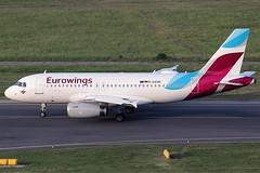 Eurowings Airbus 319-132 D-AGWI (c/n 3358) (Manfred Saitz) Tags: vienna airport schwechat vie loww flughafen wien eurowings airbus 319 a319 dagwi dreg