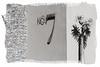 Lucky 7 (Daniela 59) Tags: wall wednesdaywalls number seven number7 housenumber plant shadow blackandwhite 7dwf thursdaythemebwandsepia danielaruppel