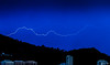 Sky cracks (morel_sergio) Tags: lightning sky storm blue city summer rain rio longexposure bluehour