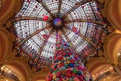 Les grands magasins de Paris (francoisjouffroy) Tags: paris galeries lafayette hausseman