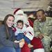 Tree Lighting Ceremony, Pictures with Santa  - U.S Army Garrison Humphreys, South Korea – Dec 8, 2017