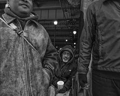 12th and Filbert Streets, 2017 (Alan Barr) Tags: philadelphia 2017 12thstreet filbertstreet street sp streetphotography streetphoto blackandwhite bw blackwhite mono monochrome candid city people panasonic lumix gx85