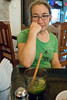 first day in isla (dolanh) Tags: mexico mojito islamujeres renee yucatan restaurant