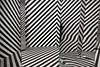 Perturbateurs rétiniens (Gerard Hermand) Tags: 1712190905 gerardhermand france paris canon eos5dmarkii formatpaysage galerieperrotin musée museum julioleparc miroir mirror rayure stripe opart optique optical art auto self portrait moi me reflet réflexion reflection