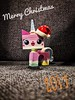 I wish you all a Merry Christmas! (Ballou34) Tags: 2017 afol ballou34 flickr lego legographer legography minifigures photography stuck plastic toy toys paris îledefrance france fr in christmas santa unikitty wishes
