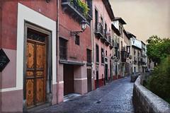 Paseo del Darro (Jocelyn777) Tags: granada andalucia spain travel textured