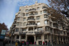 Casa Milà on Boxing Day (J. Jarvi) Tags: catalonia 2017 spain barcelona casamilà espanja talvi antonigaudí winter lapedrera