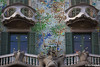 Barcelona, España (mividaenpostales) Tags: casabattlo barcelona españa barcellona spagna spain canon europa europe gaudi ventanas windows finestre balcones balconi balconies antonigaudi