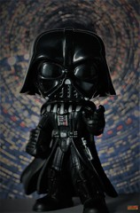 who's your daddy (notatoy) Tags: funko wobblers star wars darth vador
