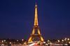 Eiffel at blue hour (Jorgepevet) Tags: explored explorer parisatbluehour eiffelatbluehour parisbluehour bluehour paris torreeiffel toureiffel nightphotography longexposure