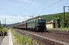 Centralbahn E42 151 Henkelzug, Gemünden am Main (michaelgoll777) Tags: centralbahn e42 br242 br142