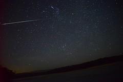 Geminids Meteor Shower over Narrawallee Inlet (John Panneman Photography) Tags: geminids meteor shower stars orion panneman nikon d610 narrawallee inlet nsw ulladulla shoalhaven