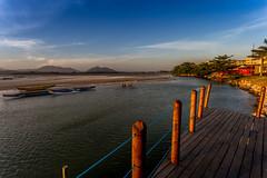 Praia da Barrinha - Saquarema - Rio de Janeiro (mariohowat) Tags: saquarema lagoadesaquarema praiadabarrinha entardecer natureza riodejaneiro brasil brazil canon6d canon