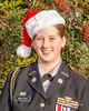 Jr ROTC Christmas (augphoto) Tags: augphotoimagery christmas rotc holiday military parade people uniform greenwood southcarolina unitedstates