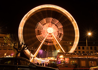 Riesenrad in Recklinghausen
