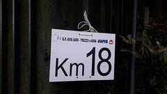 Trezzo sull'Adda – km 20 – 17/12/17 (Londrina92) Tags: fiasp tapasciata camminata lombardia lombardy trezzosulladda segnale signage