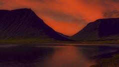 Sunset Iceland. (ost_jean) Tags: ostjean nikon d5200 350 mm f18