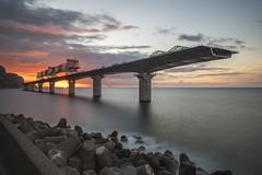 la nouvelle route du littoral (adilemoigne) Tags: la route du littoral réunion pentax k1 long exposure seascape filter nd1000 nouvelle france most expensive road world french