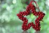 Red and green ... (Jackie L Matthews) Tags: member'schoicebokeh complementary macromondays bokeh bells christmas colours green red sundaylights christmasspirit