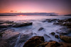 Good Morning from Umina Point (< Nick Friend >) Tags: sunrise seascape brokenbay uminabeach rocks waves water lionisland pittwater rocky foreshore