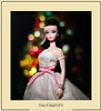 Happy Holidays (thitipatify) Tags: silkstone studio sweet gown glamour glam magazine fashion barbie best robertbest robert ball doll diorama dress moda model holidays hollywood toy retro alta vintage couture portrait quality royalty romantic love