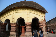 Lalji Temple (চিত্ত যেথা ভয় শূন্) Tags: ambika kalna