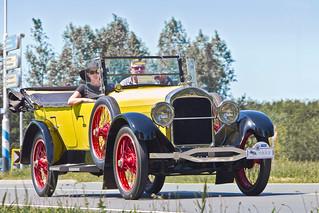 Liberty Six 10-D Special Touring 1922 (4743)