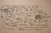 """The History of the World (Sheep""""R""""Us) Tags: london england unitedkingdom gb drawing painting flow diagram tate britain"""