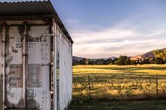 Dec2017_Walwa-6535_web.jpg (nicolas fenwick) Tags: dawn landscape australia container shippingcontainer