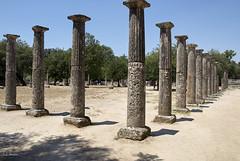 Santuario de Olympia (chacalhg) Tags: esmirna granmistral izmir crucero