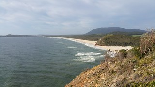 east coast aus. beautiful quiet beaches