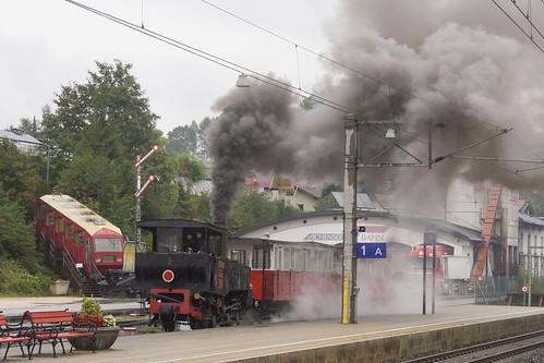 A Achensee bahn 3 Jenbach 12-09-2017